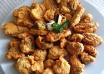 Antipasto di Natale: frittura all'italiana