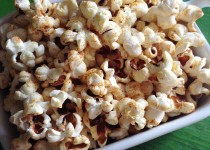 Snack veloce all'ultima moda: popcorn revival!