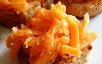 Ricetta antipasto freddo vegetariano