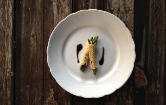 Ricetta antipasto vegetariano veloce perfetto per Natale 2013