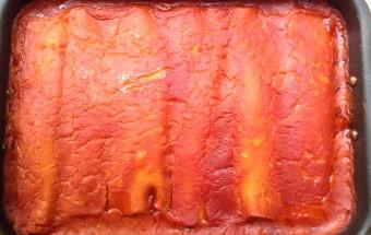 Cannelloni vegetariani con ricotta e bietola