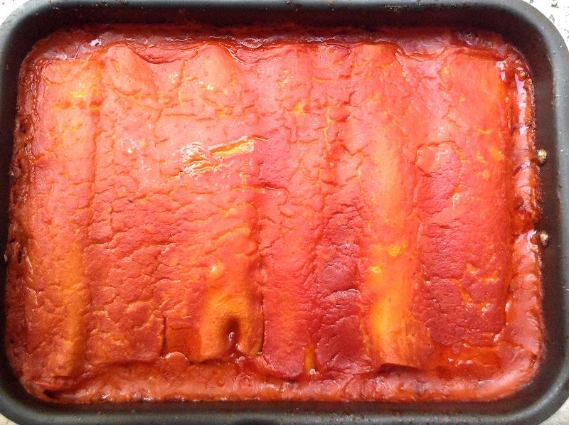 cannelloni ripieni con ricotta e bieta biologica | antipastiveloci.it - Cucinare Bieta