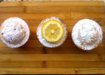 Tortini al limone e yogurt
