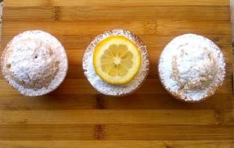 Ricetta tortini al limone e yogurt greco